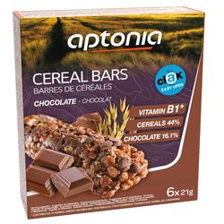 Barrita Cereales Triatlón Aptonia Clak Chocolate 6 X 21 G