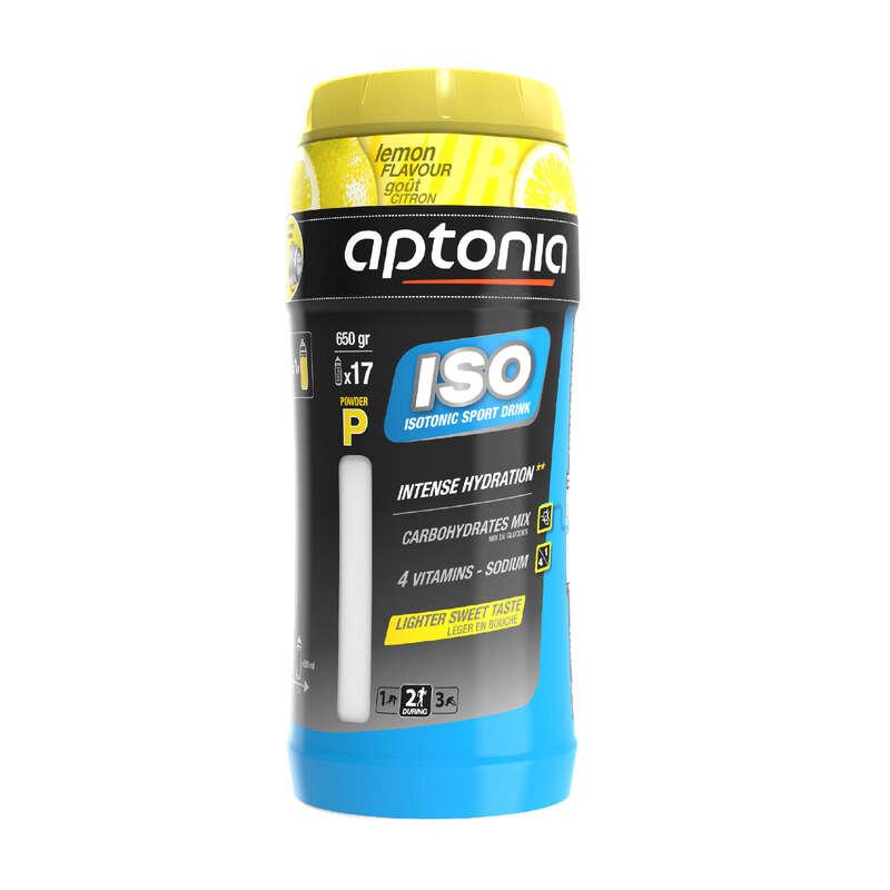 HYDRATION & BEFORE Triathlon - Iso Powder 650g - Lemon APTONIA - Triathlon Nutrition and Hydration