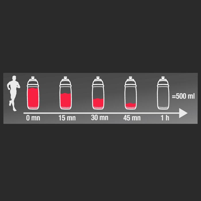 Isotone drank in poedervorm ISO+ aardbei-kers 650 g
