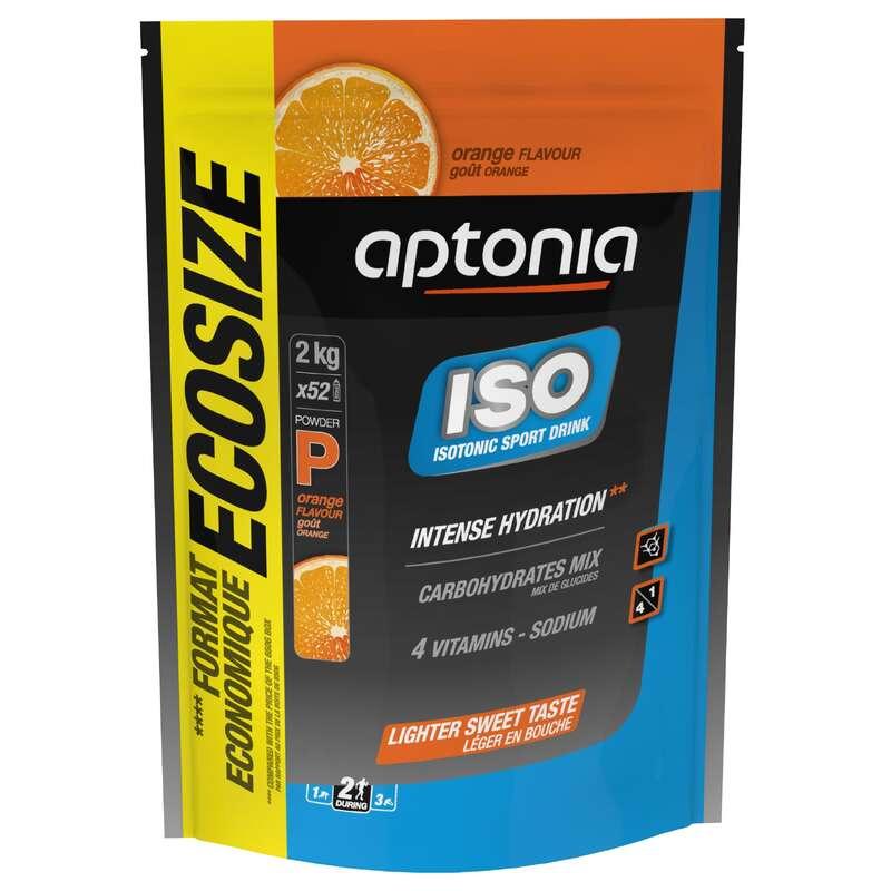 NAWADNIANIE& PRZED WYSIŁKIEM Bieganie - Napój ISO pomarań. 2 kg APTONIA - Akcesoria do biegania