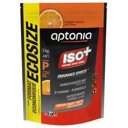 Boisson isotonique poudre ISO+ orange 2kg