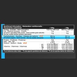Boisson isotonique poudre ISO orange 650 g