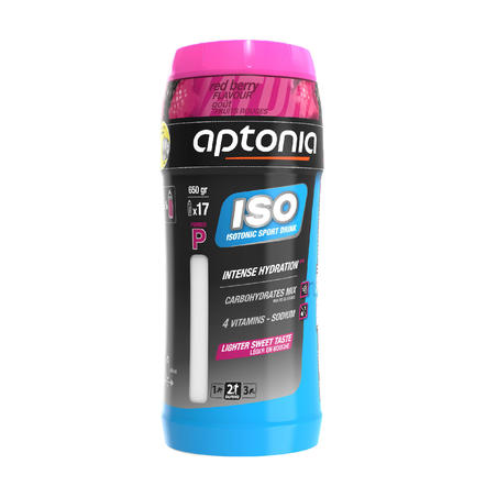 Iso Isotonic Drink Powder 650g - Mixed Berries