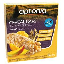 Barrita Cereales Triatlón Aptonia Clak Mango 6 X 21 G