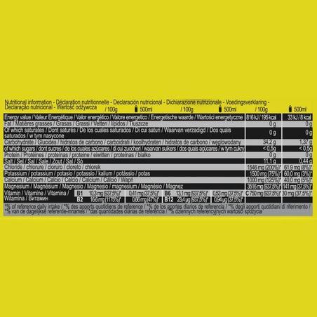 Electrolyte drink 0-calories tablets - lemon 20 x 4g
