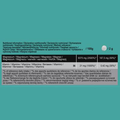 Complément alimentaire comprimés MAGNESIUM+B6 citron x30