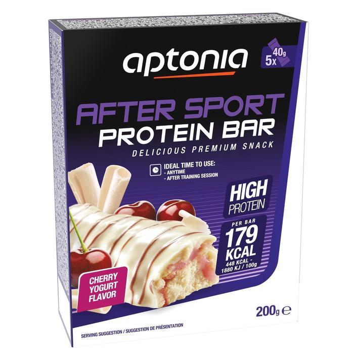 Proteinriegel Eiweißriegel After Sport Kirsche/Joghurt 5 × 40g