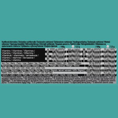 VITAMINS/MINERALS DIETARY SUPPLEMENT X30 - ORANGE