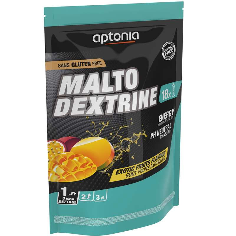 HYDRATION & BEFORE Supplements - MALTODEXTRIN Exo Fruits 576g APTONIA - Nutrition and Body Care