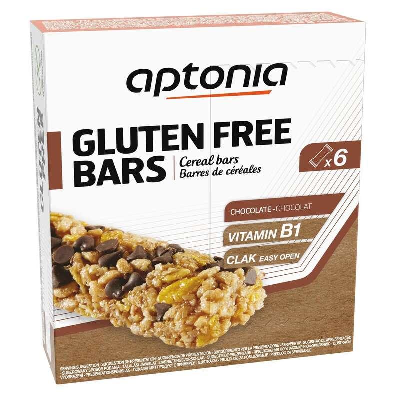 Sportriegel, -Gels, -Proteine Sportnahrung, Proteine, Supplemente - Müsliriegel glutenfrei 6×25 g APTONIA - Riegel, Energie Gels