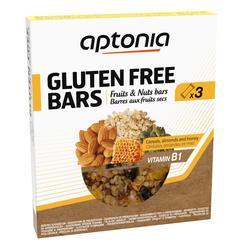 Barrita Cereales Triatlón Aptonia Sin Gluten Frutos Rojos 3 X 35 G
