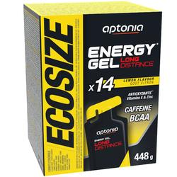 Gel Energético Triatlón Aptonia Ecosize Energy Gel Long Distance Limón 14 x 32 G