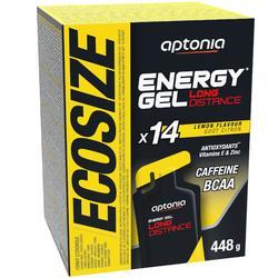 Gel énergétique ECOSIZE ENERGY GEL LONG DISTANCE Citron 14 x 32g