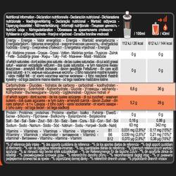Zakjes voor isotone sportdrank ISO sinaasappel 6x43 ml