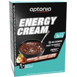 Creme Energético ENERGY CREAM Chocolate e Avelãs 3 x 100g