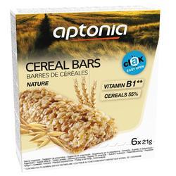 Barre de céréales Clak Nature 6 x 21g