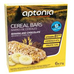 Barrita Cereales Triatlón Aptonia Clak Chocolate Plátano 6 X 21