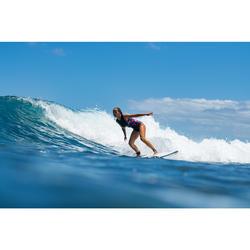 Badeanzug Carla Foamy bedeckende Form mit Back Zip Damen