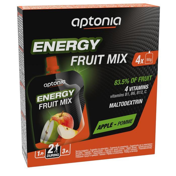 Energy Fruit Mix appel 4x90 g