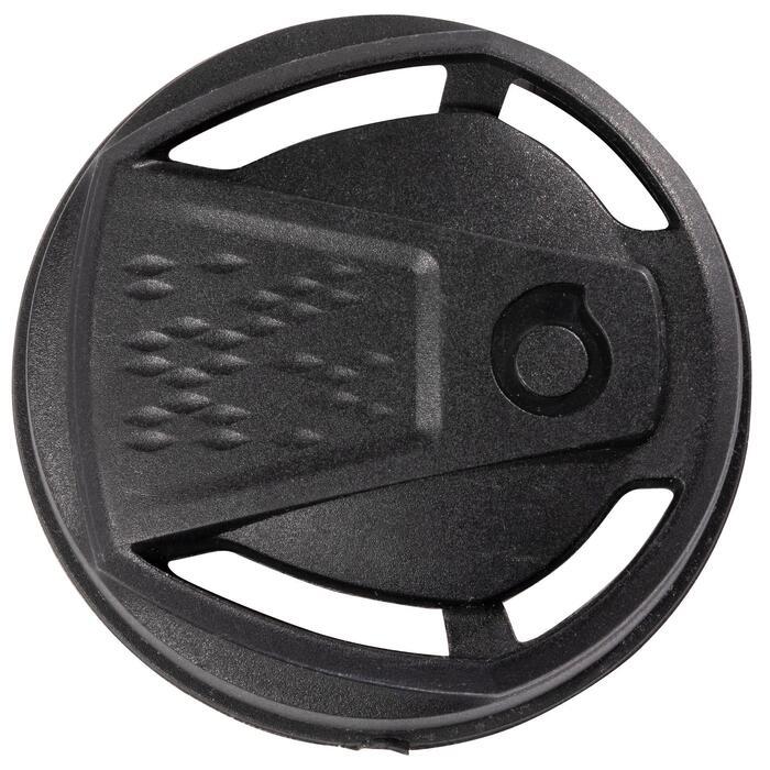 Deksel voor de tweede trap van de ademautomaat SCD 900 zwart