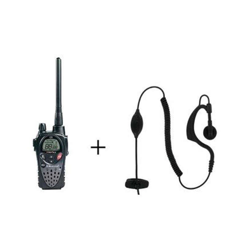 TRAIL CAMERA/WALKIE TALKIE Shooting and Hunting - WALKIE TALKIE G9 + EARPIECES MIDLAND - Hunting Types