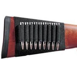 Elastische patroongordel geweerkolf
