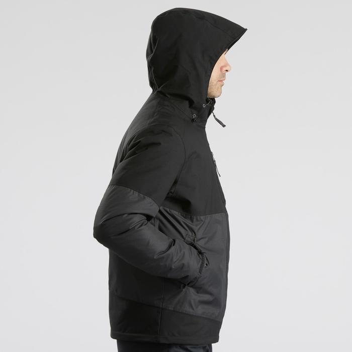 Warme, waterdichte jas voor sneeuwwandelen Heren - SH100 X-WARM.