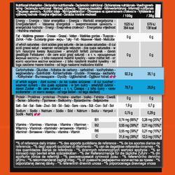 Boisson isotonique poudre ISO Fruits Rouges 4 x 38g