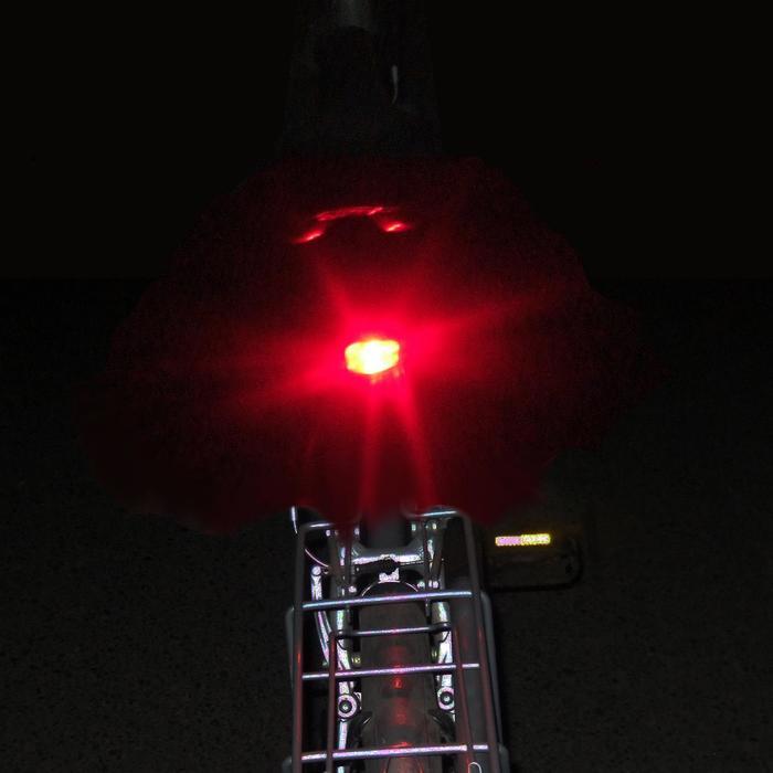 Fahrradbeleuchtung Rücklicht LED