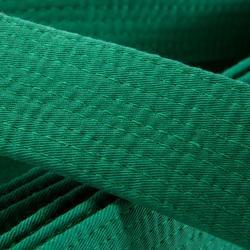 Judoband / Karateband 2,50 m, groen