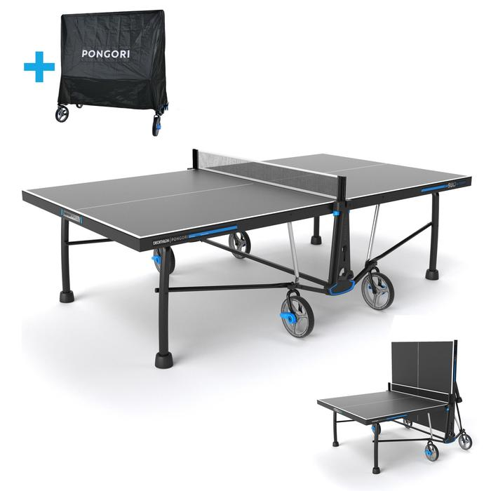 TABLE DE TENNIS DE TABLE FREE PPT 930 OUTDOOR AVEC HOUSSE
