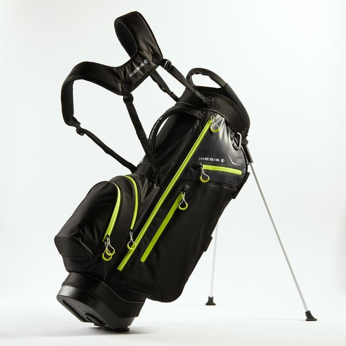 Golf Standbag Light schwarz