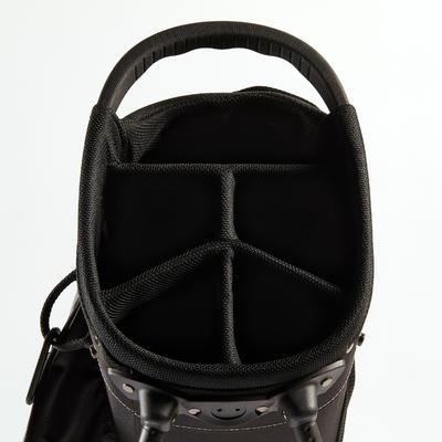 STAND BAG GOLF Black LIGHT