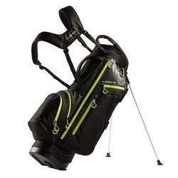 輕量高爾夫球立袋-黑色