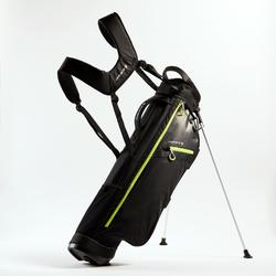 Golf Standbag ultralight schwarz