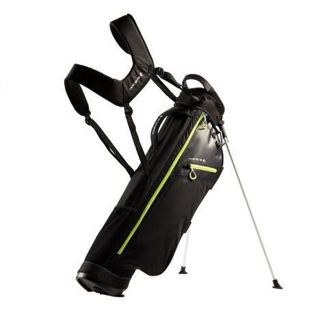 STAND BAG GOLF BLACK ULTRALIGHT