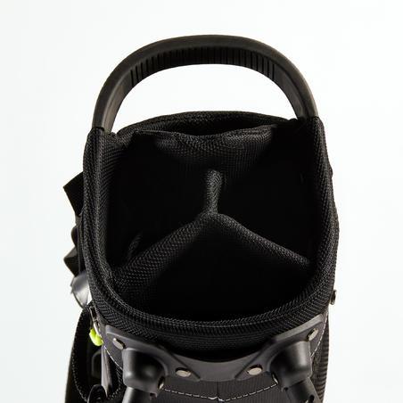 GOLF STAND BAG ULTRALIGHT Black