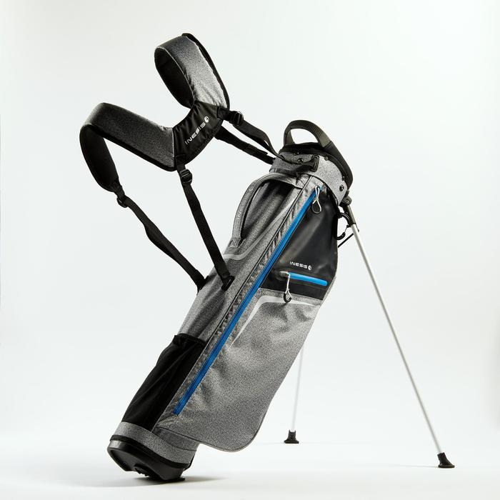Golf Standbag ultralight grau
