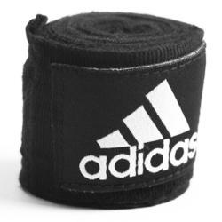 Boksset Adidas: bokshandschoenen, boksbandages, boksbitje