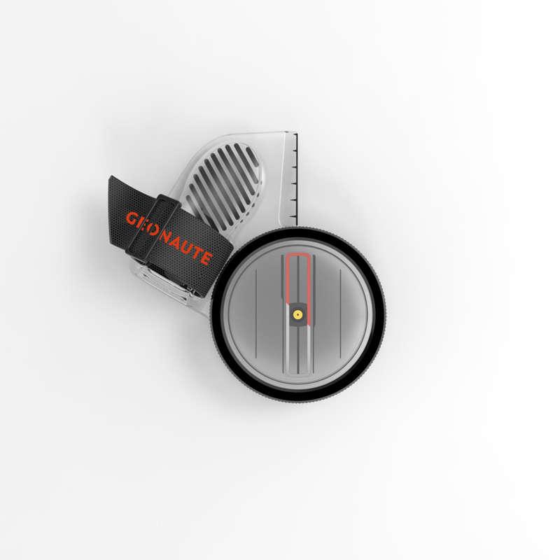 COMPASS AND ORIENTEERING EQUIPMENT - R900 LEFT-THUMB COMPASS GEONAUTE