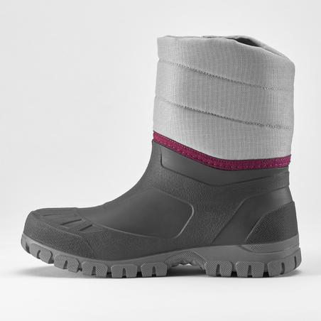 Bottes de neige chaudes imperméables SH100 Warm - Femmes