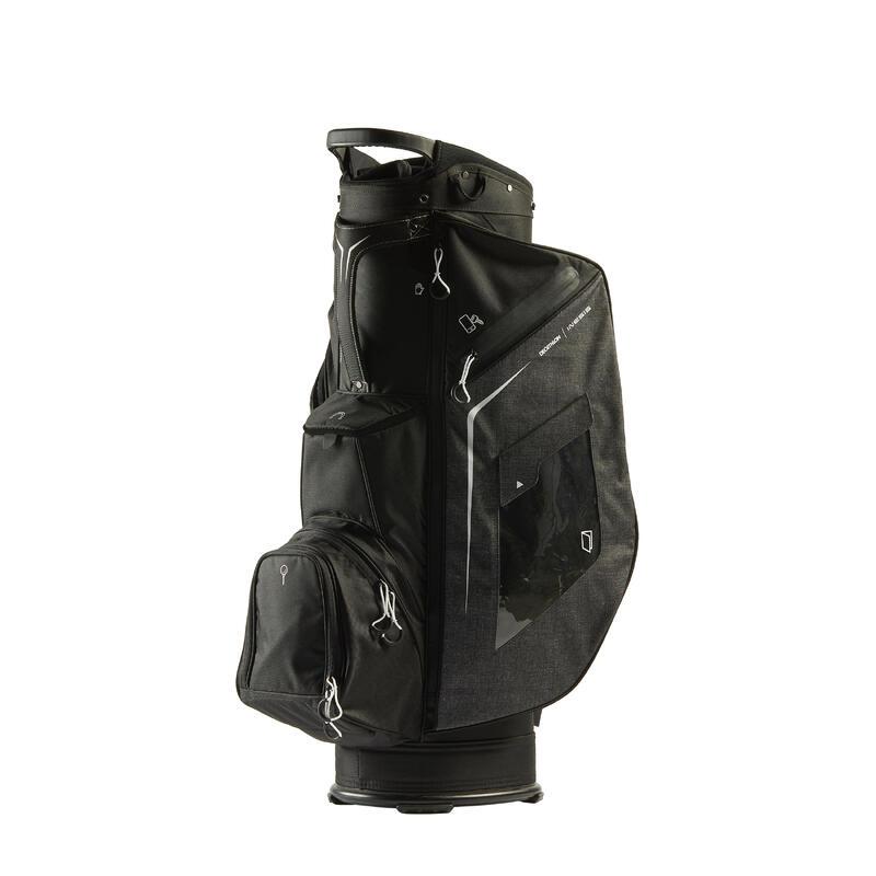 GOLF TROLLEY BAG - BLACK
