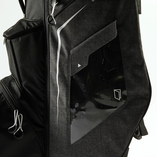 GOLF CART BAG - BLACK