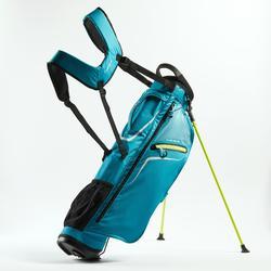 Standbag voor golf Ultralight turquoise