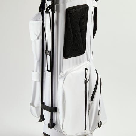Golf Light Stand Bag - White