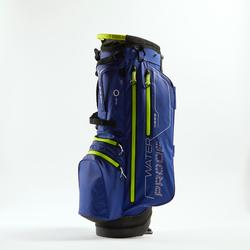 BOLSA GOLF WATERPROOF AZUL/AMARILLO