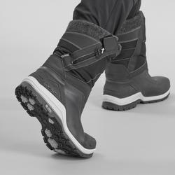 Snowboots heren SH500 X-warm zwart