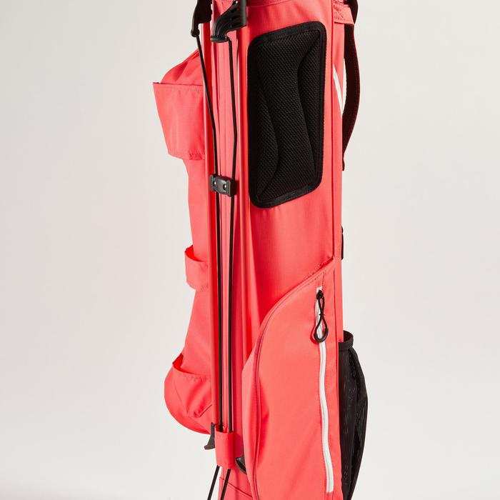 Golf Standbag ultralight rosa