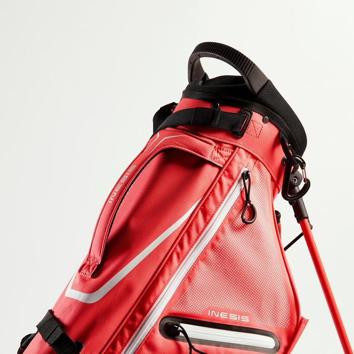 Golf Standbag ultralight rosa