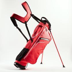Standbag voor golf Ultralight roze